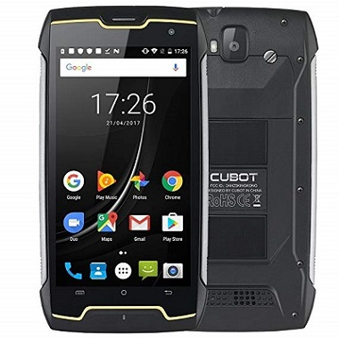 How to root & Install twrp For Cubot King Kong - twrp unofficial
