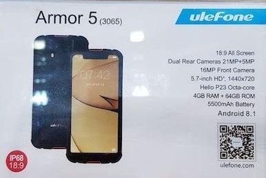 如何ROOT和安装Ulefone armor 5第三方twrp,精简更省电。
