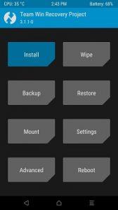 How to Install twrp 3 2 root Huawei Y6 Prime 2018 Atu-L31 Atu-L42