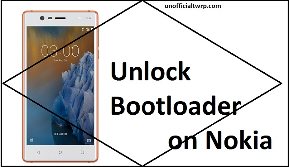 How to unlock bootloader on Nokia Phone - twrp unofficial